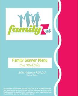 2-week-supper-menu-summer-week-a-and-b